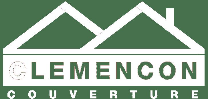 logo-clemencon entreprise couvreur versailles blanc