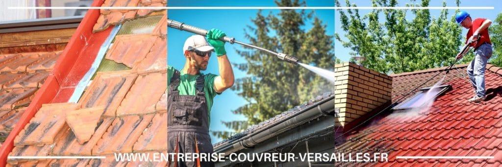 Entretien de votre toiture Sèvres