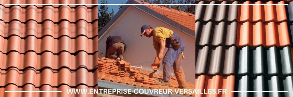 Installation de tuile Vélizy-Villacoublay