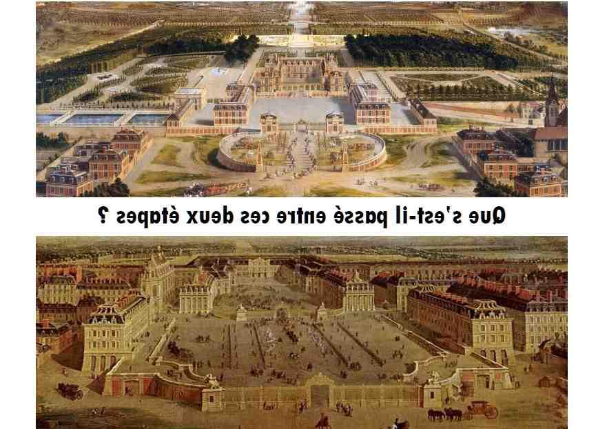Pourquoi le château de Versailles est-il connu?