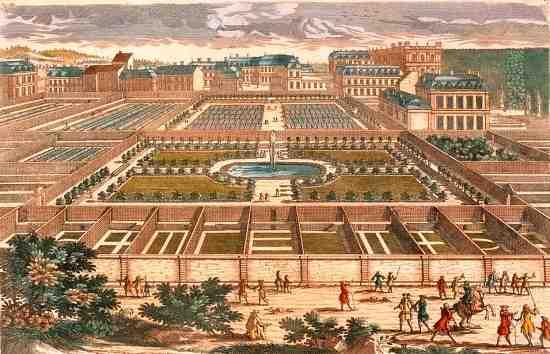 Quel roi a construit Versailles?