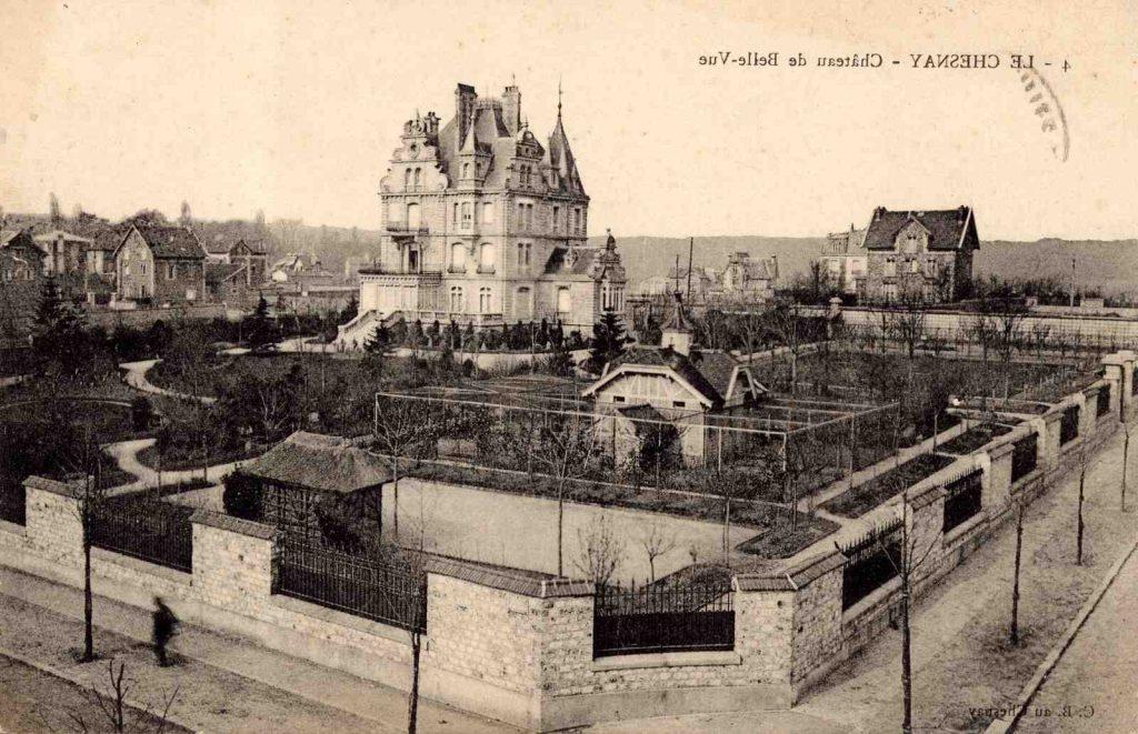 Histoire de Le Chesnay