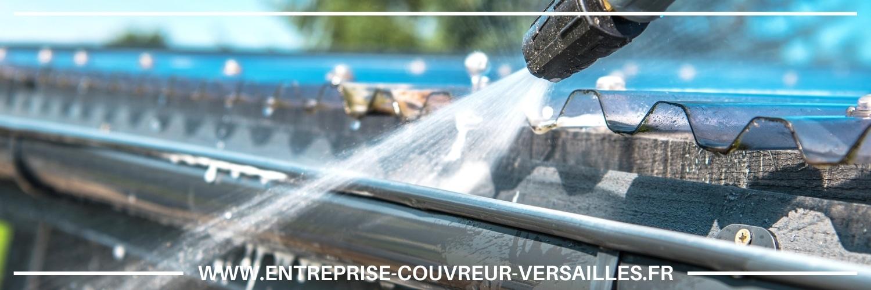 nettoyage de gouttière à Croissy-sur-Seine