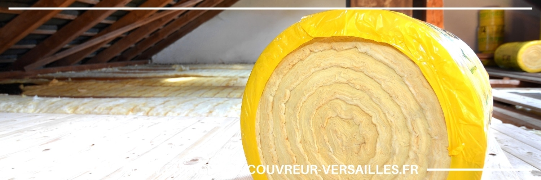 isolation toiture laine de erre Bougival